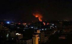 حمله توپخانهای رژیم صهیونیستی به شرق رفح و خانیونس