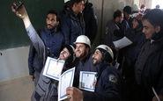 کلاهسفیدها امنیت منطقه را تهدید میکنند/آنهارا از سوریه خارج کنید