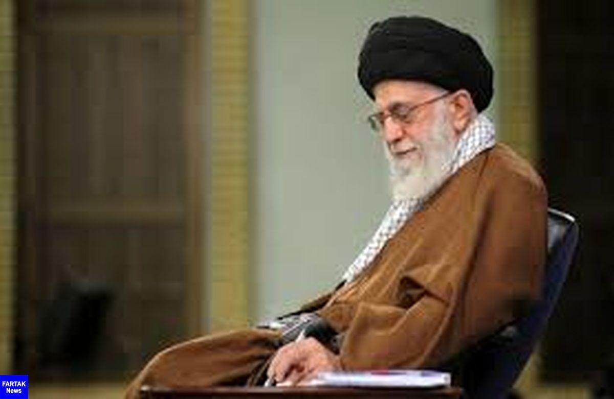 رهبر انقلاب: یاد  شهیدان همواره به نسلهای ما امید و جرأت خواهد بخشید