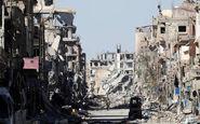 عفو بینالملل: ائتلاف تحت امر آمریکا ۱۶۰۰ غیرنظامی را رقه سوریه کشته است