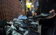 افتتاح پنجمین نمایشگاه کفش و صنایع وابسته در قم