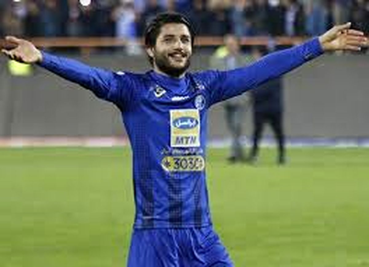 دزدی از مدافع جوان فوتبال!