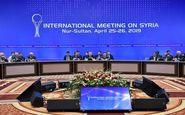 زمان آغاز دور جدید مذاکرات آستانه درباره حل بحران سوریه اعلام شد