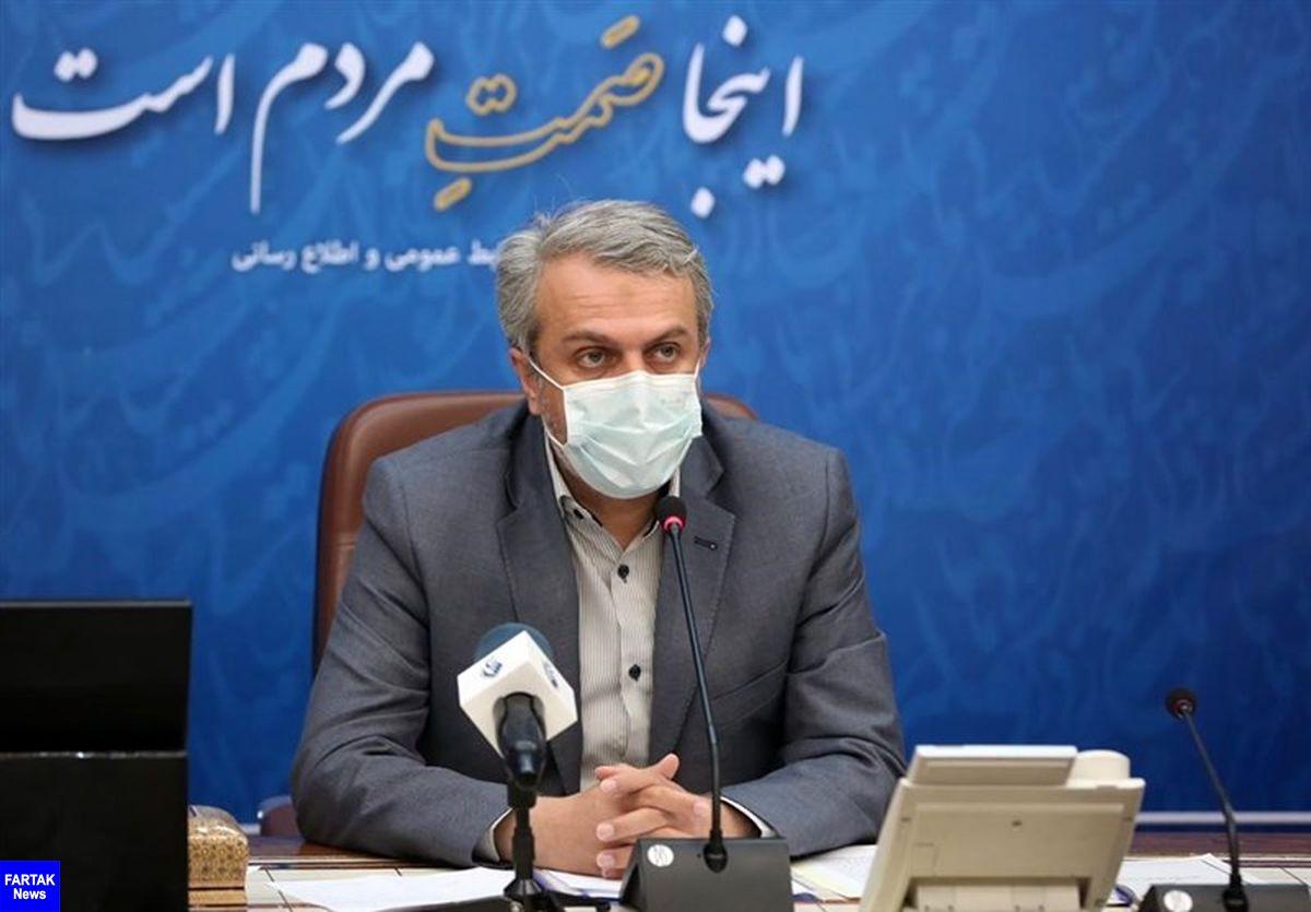 وزیر صمت از  ۲ برابر شدن واردات صادرات لوازم خانگی خبر داد