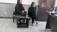 سرقت 2 جاری از آرایشگاه های زنانه برای آزاد کردن همسرهایشان