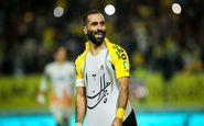 کیانی: این جایزه فقط سهم من نیست و متعلق به کل باشگاه سپاهان است
