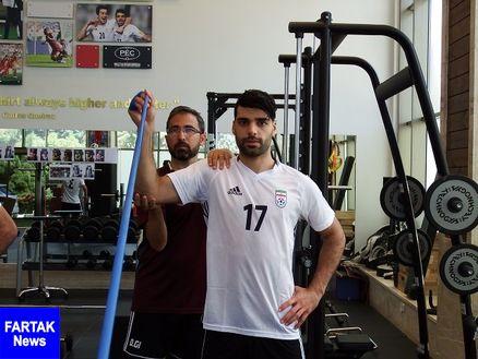 طارمی: در قطر خودم را برای جام جهانی آماده کردهام