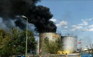 جزئیات دقیق و موشکافانه از انفجار در شهرک صنعتی خمین