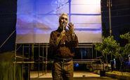 حضور حاتمیکیا و آبیار در جشنواره مقاومت