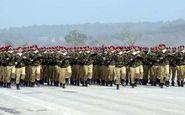 رژه دیدنی نیروهای ارتش پاکستان در روز جمهوری + فیلم