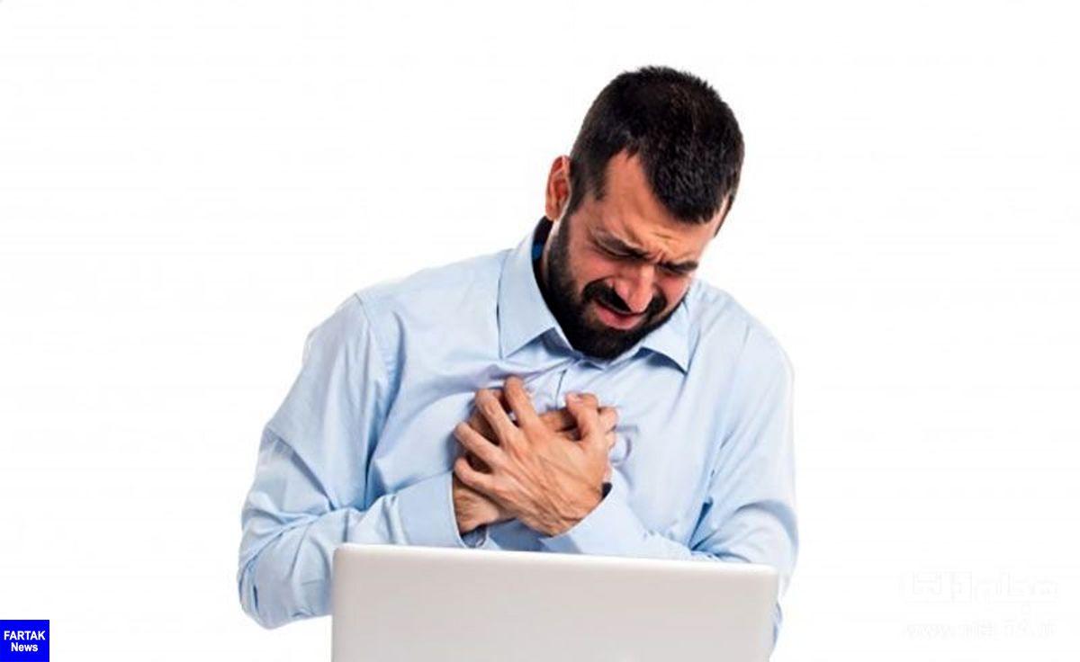 ضربان نامنظم قلب و درمان آن