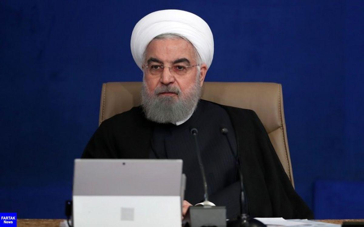 روحانی: مسئولان با حفظ آرامش و عقلانیت سیاسی مانع از اختلافات و منازعات شوند