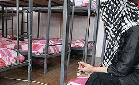 طرد زن مشهدی توسط خانواده/ کارنامه سیاه باعث شد