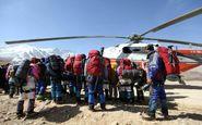 60 تیم امداد و نجات پیاده آماده اعزام برای جمع آوری و انتقال اجساد پرواز تهران- یاسوج