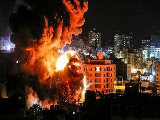 رژیم صهیونیستی، غزه را تهدید کرد