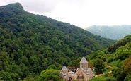 تجربه سکوت و آرامش در پارک ملی دیلیجان ارمنستان