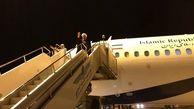 در پایان سفر سه روزه به عراق روحانی نجف را به مقصد تهران ترک کرد