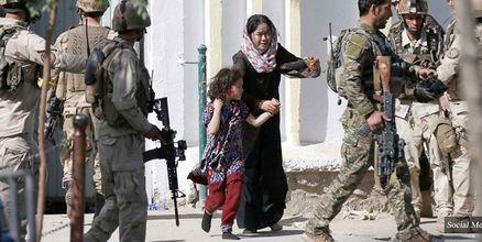 اشغال نظامی افغانستان به بهانه مبارزه با تروریسم