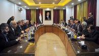 آمادگی ایران برای بازسازی سوریه با انتقال فناوری های روز