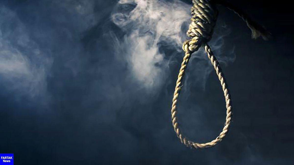 پاره شدن طناب دار از گردن 3 همدانی