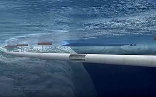 ساخت بزرگترین تونل آبی جهان در نروژ + فیلم
