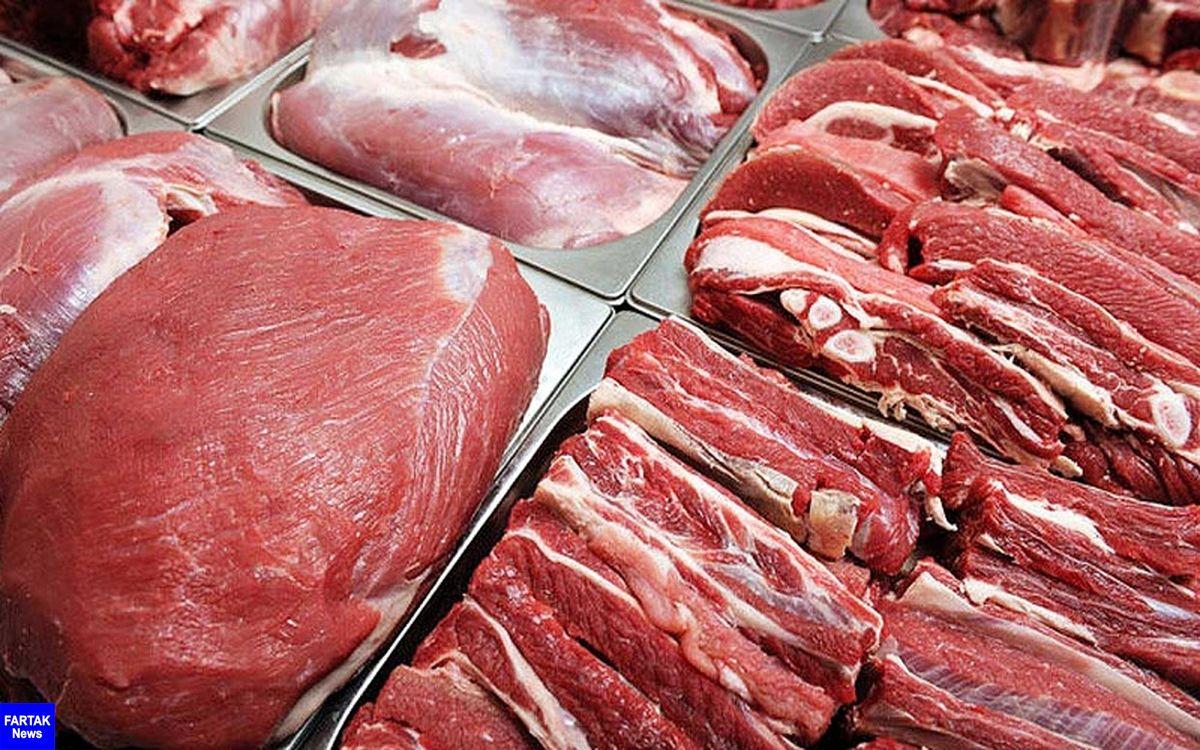 جدیدترین نرخنامه گوشت قرمز در میادین میوه و تره بار