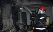 آتشسوزی در کارخانه مواد غذایی در اتوبان کرج ـ قزوین / ۲۴ نفر مصدوم شدند