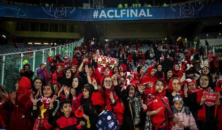 اعلام زمان حضور بانوان در ورزشگاه آزادی