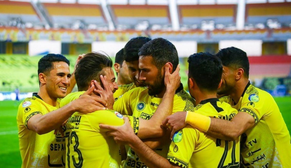 تیم منتخب هفته پانزدهم لیگ برتر