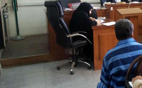 قاتل بیرحم همسر صیغهای اعدام میشود+عکس