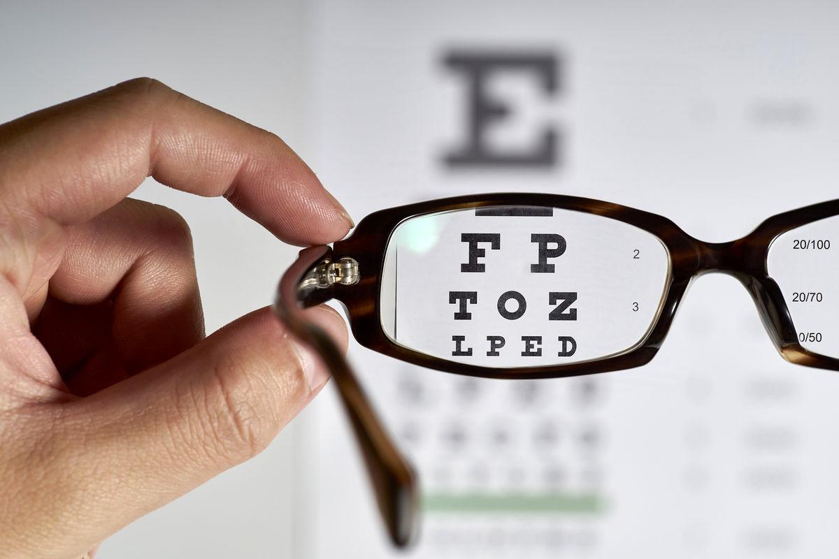 تاثیر کرونا بر روی بینایی کودکان