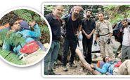 جدال با مرگ خلبان تهرانی که در کنار خرس و گرگ زندگی کرد