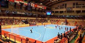 اعلام اسامی تیم ملی فوتسال ایران