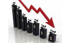افت قیمت جهانی نفت در سومین هفته متوالی