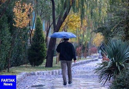 شهر آوج بیشترین بارش ها را در سه روز اخیر داشته است