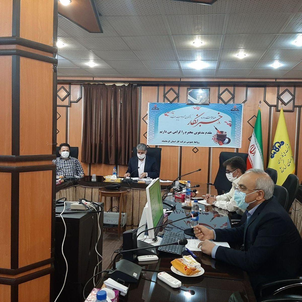 افتتاح ۱۷۶ پروژه روستایی و صنعتی در هفته دولت / مصرف روزانه ۱۳ میلیون متر مکعب گاز در استان کرمانشاه