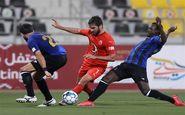 العربی با هتتریک مهرداد محمدی به پیروزی دست یافت
