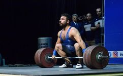 ناکامی وزنه بردار کرمانشاهی در کسب سهمیه المپیک