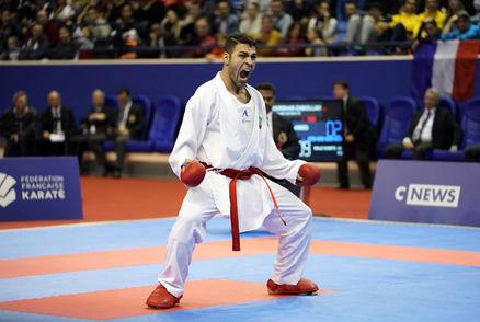 اولین مدال جام بیست و چهارم کاراته جهان را پورشیب دشت کرد