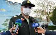 دستگیری سارق حرفه ای با 30 فقره سرقت در