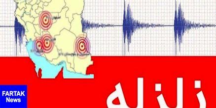 دو زمینلرزه 3.7 و 3.1 ریشتری «کاریز» در خراسان رضوی را لرزاند