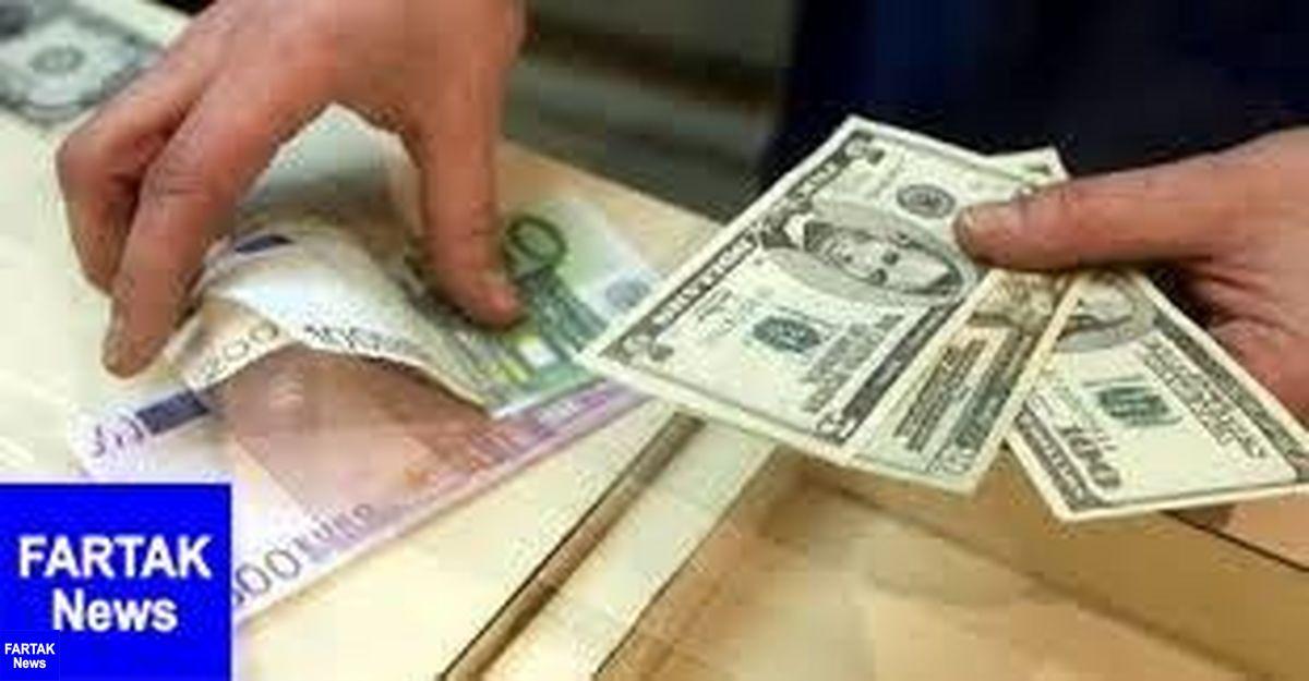 قیمت خرید دلار در بانکها امروز ۹۸/۰۳/۰۱