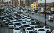 ثبت ۲۸۵ هزار تردد در مسیر آزادراهی بین کرج و تهران/۹ جاده مسدود است