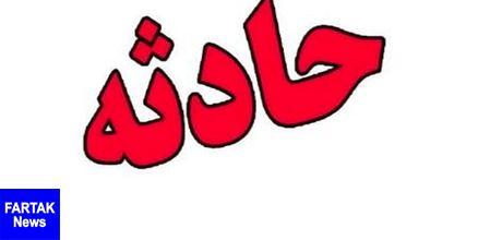 مصدومیت13 نفر در حوادث جادهای امروز اصفهان