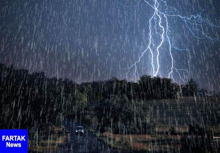 بارش باران شدید در ۲۳ استان؛هواشناسی اخطار داد!