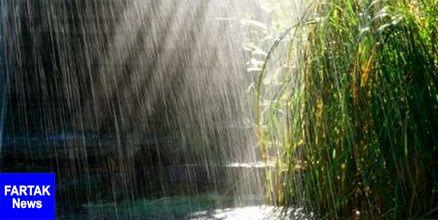 رگبار باران از فردا در تهران