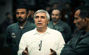 سخنان حاتمیکیا در میان خانوادهی شهدای مدافع حرم + فیلم