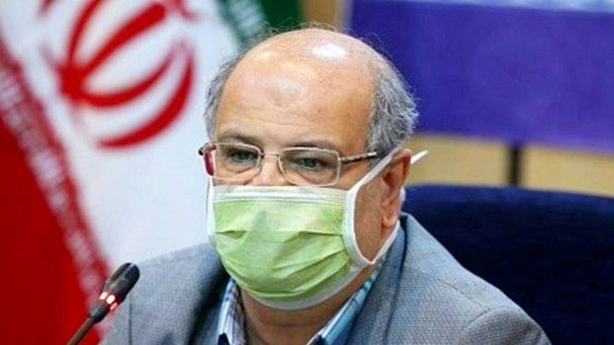 تهران در وضعیت قرمز کرونا