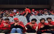 شناسایی 4 زن مرد نما قبل از ورود به استادیوم آزادی