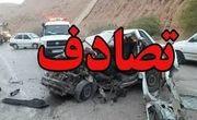 فوت یک کودک دو ساله در تصادف جاده مشگین شهر- پارس آباد